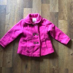 Old navy 3T pink winter coat